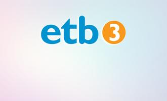 ETB3 Nafarroan ikusi ezinda
