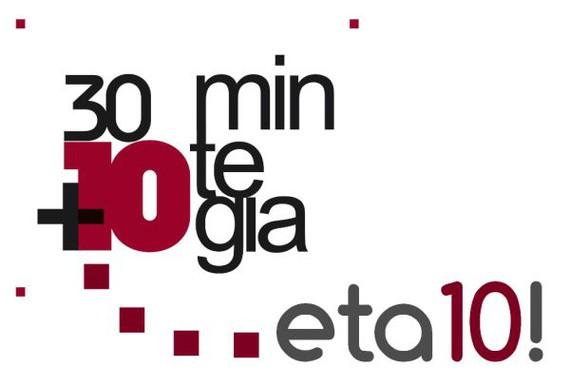 30+10 Mintegiaren 10. edizioa