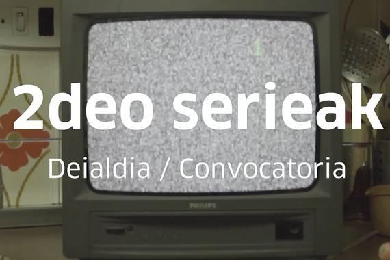 2deo serieak: deialdi bat  serie proiektu bat Zinemaldian saltzen saiatzeko