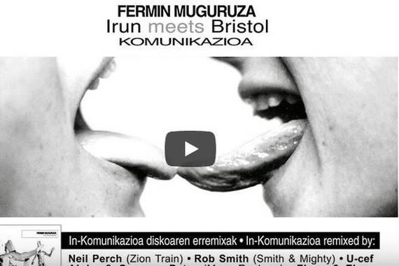 Fermin Muguruzak hainbat eduki jarri ditu doan Youtuben