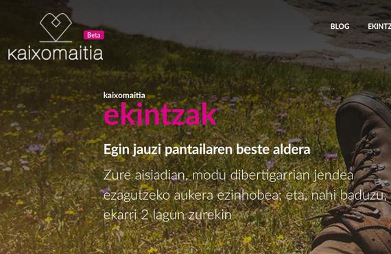 Euskal herritarrak eta sexua, online inkesta anonimoa