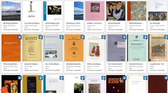 2000. urte aurreko Norvegiako liburu guztiak digitalizatuta eta sarean doan