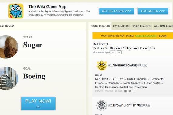 Euskarazko Wikipedia erabiliz ikasgelarako jolasak