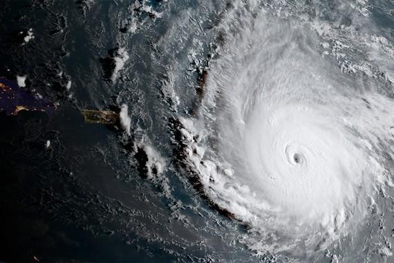 Irma urakana 2017