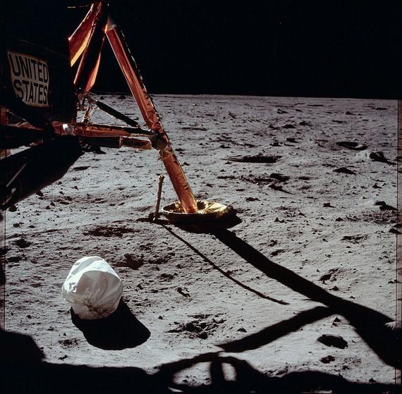 Astronautak betiko ilargian geratu izan balira