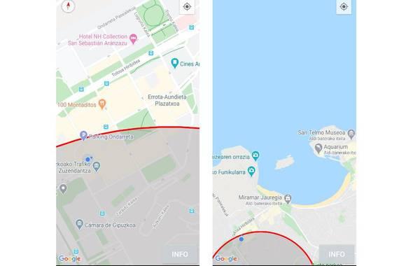Bizitokitik kilometro bat: app euskaldun batek erraz markatuko dizu