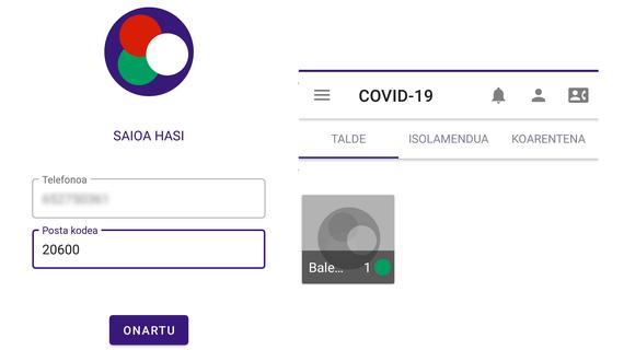 COVID-19.eus APP-a