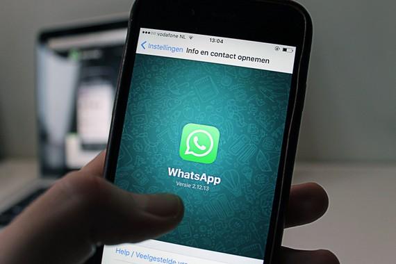 Whatsapp bertsio berria eta mobil zaharrak