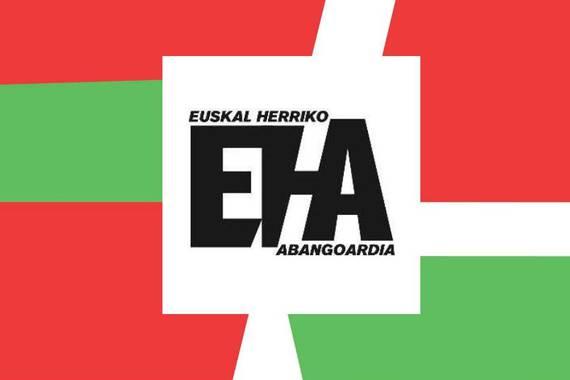 Euskal Herriko Abangoardia (EHA), umore intelektual abertzalea edo