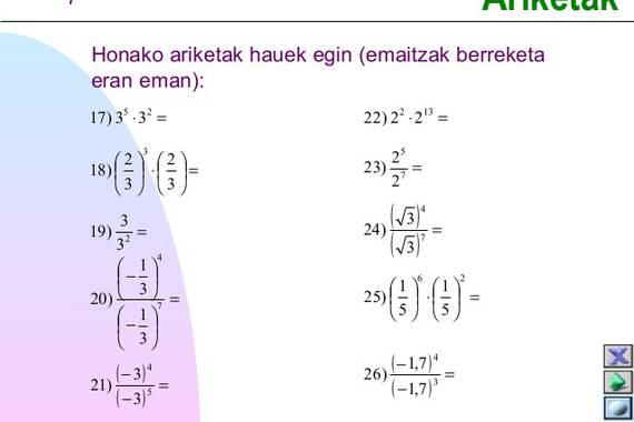 Matematikari Euskaldunen Topaketa eta UEUren beste jarduera batzuk