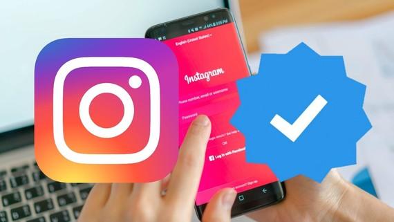 Kontuak egiaztatzeko formularioa gaitu du Instagramek