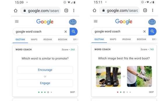 word coach google 1