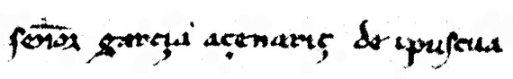 1025 – senior Garcia Acenariz de Ipuscua