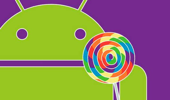 Android lollipop1