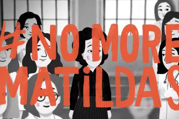 Emakumeak Zientzian (nazioarteko eguna): Matilda efektua aipatzeko aukera