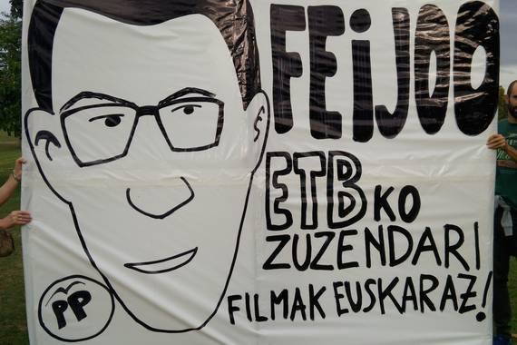 Feijoo, ETBko zuzendari