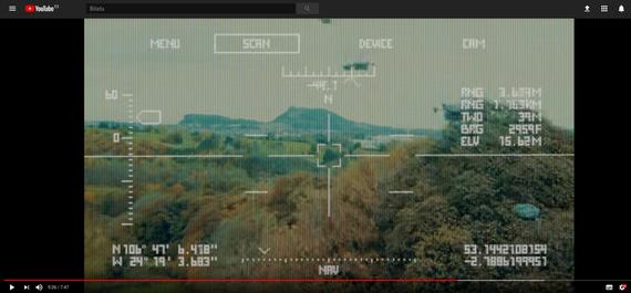 Etorkizun distopiko eta aztoragarria erakusten duen film laburra