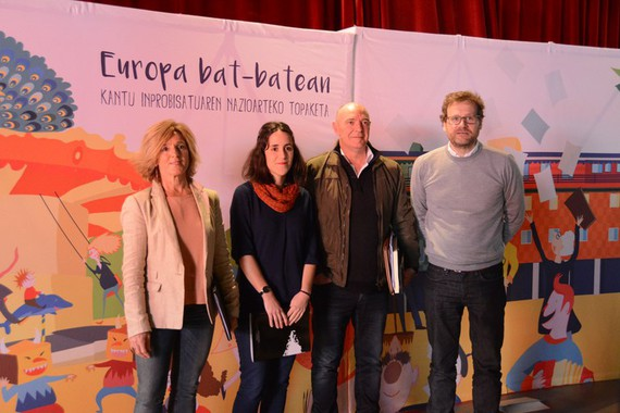 Munduko kantu inprobisatuak izango dira Euskal Herrian, larunbatetik aurrera