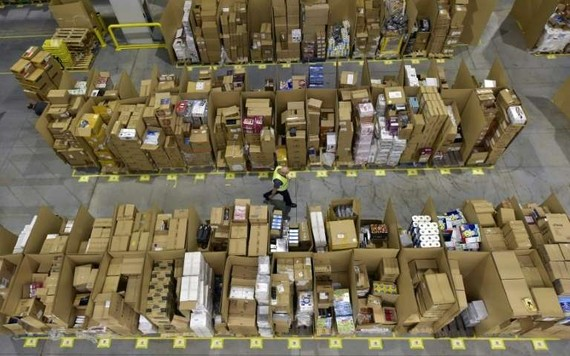 Amazonek Espainian daukan banaketa-zentrorik handiena greban, martxoaren 21 eta 22an