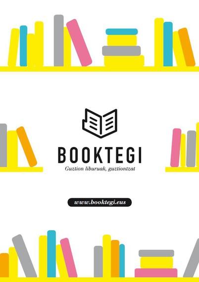 Booktegi.eus: euskarazko liburu elektronikoak dohainik