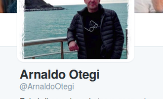 Arnaldo Otegi Twitter profila