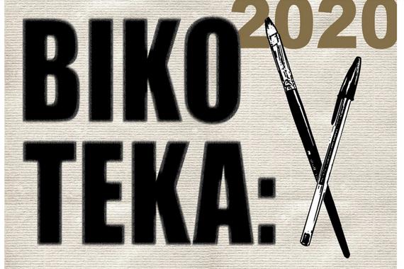Biko-teka: Liburu grafikoetarako ilustrazio eta narraziogintza tailerra