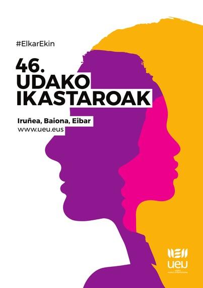 35 ikastaro, jardunaldi eta tailer eskainiko ditu UEUk Udako Ikastaroen 46. edizioan