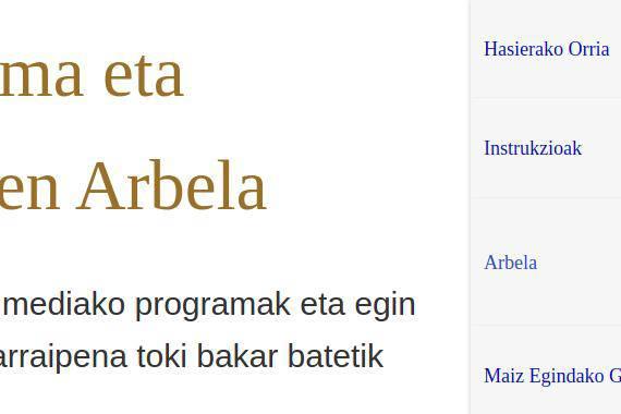 Wikipediako Hezkuntza Ataria berrituta, ikasleekin telematikoki egin daitezkeen ariketa sortarekin