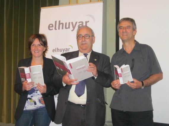 Elhuyar Hiztegiaren laugarren edizioa eta Elhuyar Hiztegiak webgune berria aurkeztu ditugu