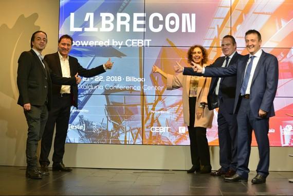 LIBRECON 2018, azaroak 21 eta 22: Teknologia irekiak, software librea eta eraldaketa digitala eztabaidagai