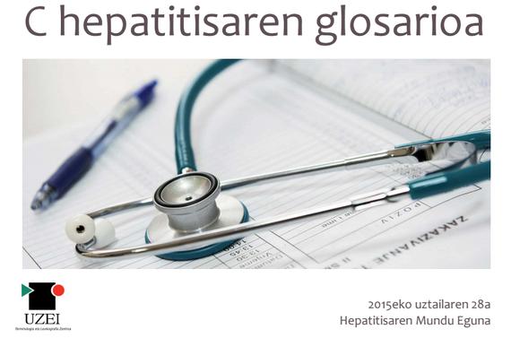 C hepatitisaz euskaraz