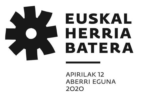 Euskal Herria Batera: Aberri Eguna etxetik aldarrikatzeko dei bat