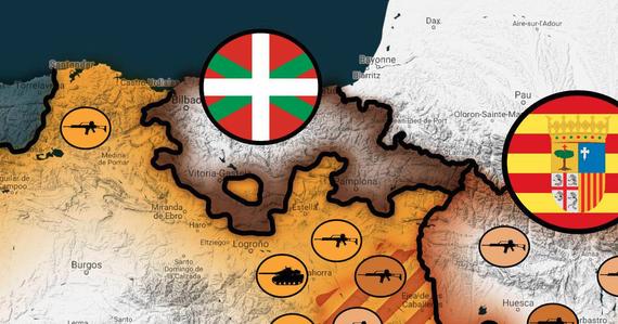 Euskal Herri imaginarioak mapa asmatuetan