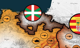 euskal mapa im