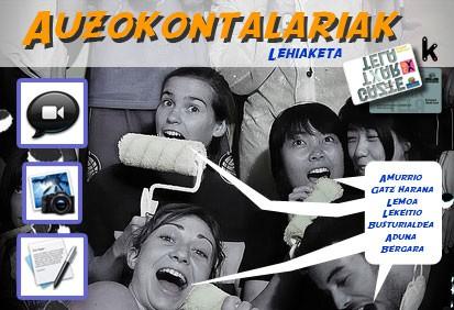 """Euskadiko auzolandegien berri emango dute bi gazte blogarik, """"Auzokontalariak"""" lehiaketan"""