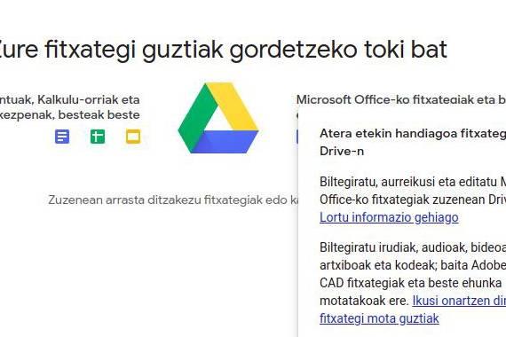 Google Docs, ekintzailetza partekaturako tresna