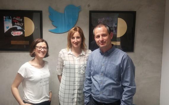 Google eta Twitter euskalduntzen: non gaude eta nora goaz