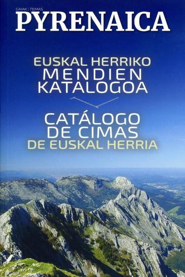 Euskal Herriko mendien katalogoa eta izendegia