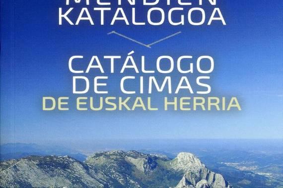 Euskal Herriko mendien zerrenda eta izendegi eguneratua aurkeztu dute