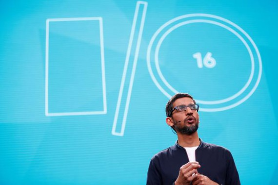Google I/O 2016 biltzarraren laburpena