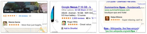 Googlek publizitatean erabiliko gaitu