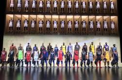 NBA-Nike kamiseta digital berriak