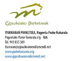 """""""Leku-izenak, ingurunearen aurkibide"""", bisita berria Pagoetako Parke Naturalean"""