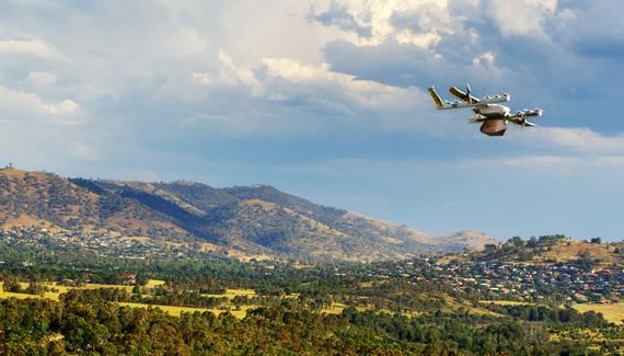 Drone bidezko banaketa komertziala onartu dute Estatu Batuetan eta Australian