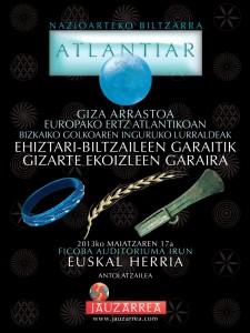 Atlantiar: nazioarteko biltzarra euskaldunon iraganaz