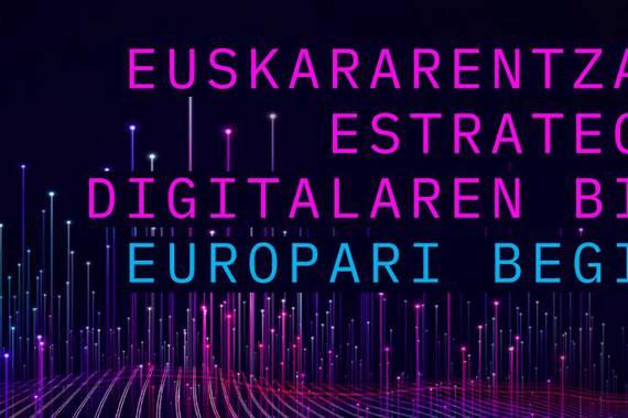 """Jardunaldia: """"Euskararentzako estrategia digitalaren bila: Europari begira"""""""