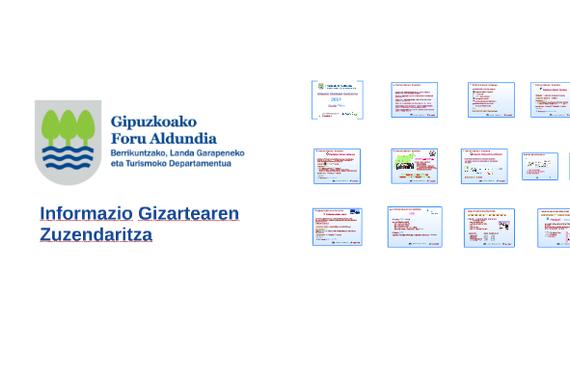 Euskarazko IKT proiektuak garatzeko laguntzak Gipuzkoan