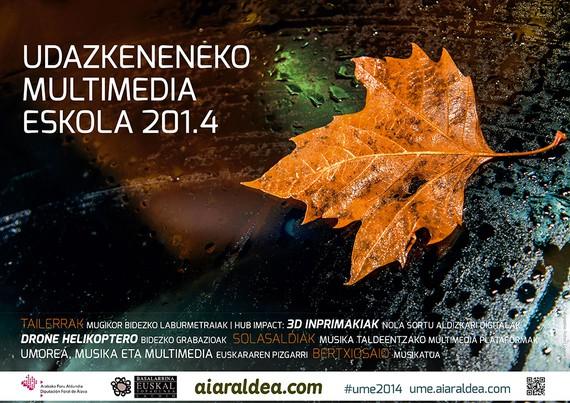 Badator laugarren Udazkeneko Multimedia Eskola