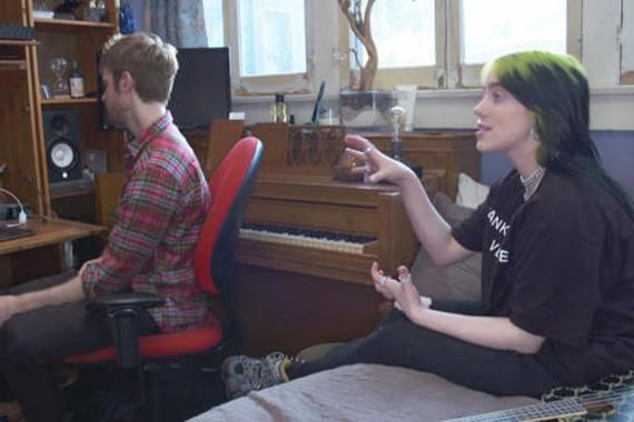 Billie Eilish, Grammyetako izarra, musika egiteko paradigma berria