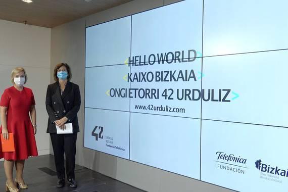42 Urduliz kanpusa, formakuntza teknologikorako aukera berria Bizkaian